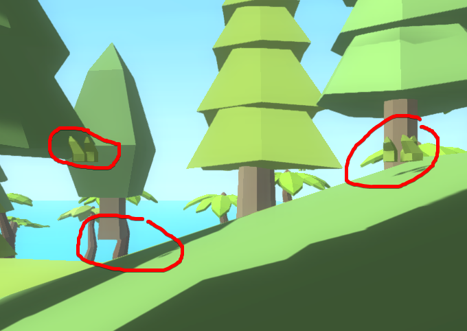 Unity - place GameObjects on the ground - MegAgeM