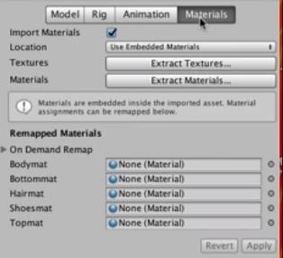 Unity - Fix the FBX import of models from Blender - MegAgeM